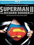 Superman II The Richard Donner Cut (Blu Ray, 2006)