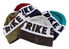 STRIKE Strickmütze Skimütze Wintermütze Beanie Skater Style in 4 Trendfarben