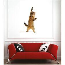 poster poster gatto in piedi 28462357 Art déco Adesivi