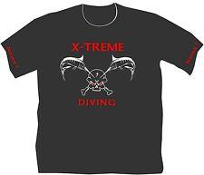 Tauchen T-Shirt Tauchsport Diver Schnorcheln Urlaub Extrem Diving Tour 13