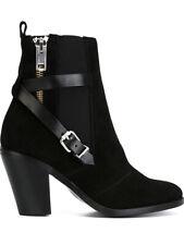 "Diesel Damen Ancle Boots Stiefeletten "" D-KINLEY"" Schwarz #438"