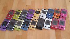 Motorola / Lenovo RAZR V3 > mit Farbwahl / Klapphandy  **TOPP**