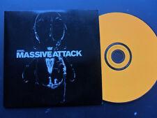 Massive Attack/Angel + Blur Remix 3-Track Cardsleeve 1998/MCD