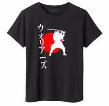 Übergrößen !!! Designer T-Shirt HONEYMOON schwarz Samurai 3XL bis 12XL