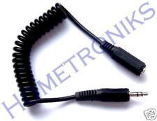 Auriculares Masterplug 3,5 mm Stereo Plug-Socket 1m