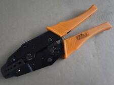 ETLX-06WF2C Crimpzange Aderendhülsen 0,5mm bis 6mm und isolierte Kabelverbinder