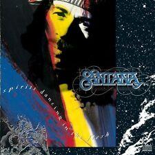 Spirits Dancing in the Flesh by Santana (CD, 2007, Sony Music)