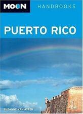 Moon Puerto Rico (Moon Handbooks) by Van Atten, Suzanne
