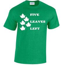 Nick Drake Five Leaves Left Original Tribute T-Shirt