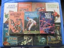 Set Of Boy's Life Stories Books SIGNED BY RAY BRADBURY
