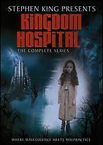 BRAND NEW: Stephen King Presents Kingdom Hospital (DVD, 2008, 4-Disc Set)