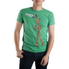 c64e233c6 Guardians of the Galaxy Teenage Groot Mens Tee T-Shirt Marvel Avengers  Infinity