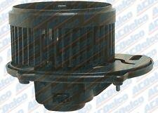2006-2009 Pontiac Solstice AC / Heat Blower Motor - GM 10397097 Delco 15-80578