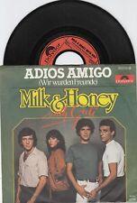 MILK & HONEY with GALI Adios Amigo 45/GER/PIC