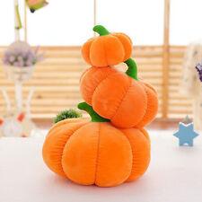 Halloween Party Pumpkin Cushion Pillow Plush Toys Stuffed Doll Gift Home Decor