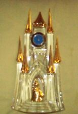Htf Fm Cinderella Midnight Enchantment Crystal Figurine