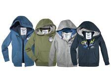 Neu Jungen Sweatjacke Pullover Sweatshirt Freizeit Jacke Kapuze Langarm R 9