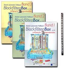 Blockflötenbox von Hellbach Daniel mit Piano-Bleistift