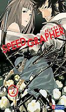 Speed Grapher, Vol. 2 2006 by Naomi Nishiguchi; Taichi Hashimoto; Shin Yoshida;