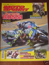 MOTOSPRINT 2005/20 VALENTINO ROSSI GUARNERI YAMAHA XMAX