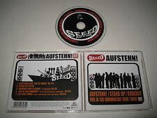 SEEED/AUFSTEHN(EP 5 TRACKS)(DOWNBEAT 5051011-0326-2-2) CD ALBUM