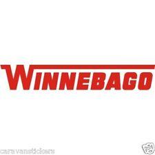 WINNEBAGO - (STYLE 1) - Name Stickers Decals Graphics - PAIR
