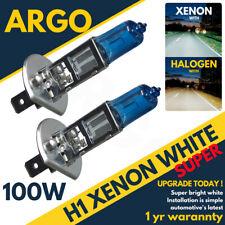 H1 100W Xenon Ultra Super White 488 Head light Bright Lamps Fog Effect Bulbs 12v