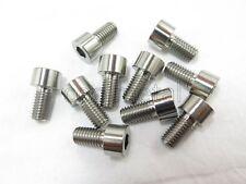 Titanium Metric Screw Hex Bolt M8 Socket Cap Head M8x15mm to M8x60mm GR5