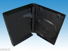 50 New High Quality DVD Case /Digital Photo Box/Case w/Sleeve, Black,PS03