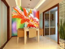 3D Blütenblätter 863 Tapete Wandgemälde Tapete Tapeten Bild Familie DE Summer
