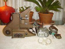 Universal Projector PC-500, Cinimaster II G-8, Craig Splicer, and Case, Vintage