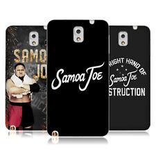 OFFICIEL WWE SAMOA JOE ÉTUI COQUE EN GEL MOLLE POUR SAMSUNG TÉLÉPHONES 2
