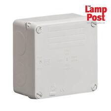 Wiska WIB exterior impermeable de PVC Adaptable Caja Gabinete IP65-Elija Su Tamaño