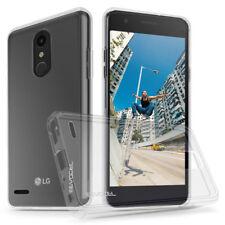 LG K30 Clear Case, Evocel Aperture Series TPU Slim Transparent Protector Case