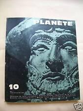 """""""PLANETE N° 10"""" (1963) L. PAUWELS  & J. BERGIER"""