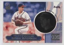 2000 Pacific Omega EO Portraits #2 Greg Maddux Atlanta Braves Baseball Card