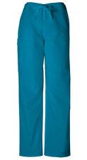 Cherokee Workwear Scrubs Unisex Drawstring Pant 4100 NWT