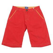 9506S bermuda bimbo FAY arancione pantalone corto short pant kid