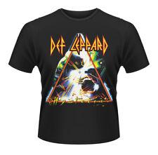 Def Leppard Hysteria Rock Heavy Metal Oficial Camiseta Camiseta Hombre Unisex