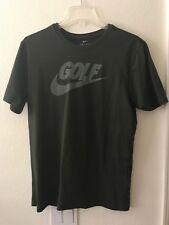 Nike Golf Dry Lockup Dri-Fit Men's T-Shirt Olive Green 892296 355