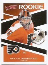 10/11 UPPER DECK VICTORY ROOKIES RC Hockey (#201-250,#301-350) U-Pick from List