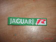 JAGUAR R S-TYPE R XK-R XJ-R XKR XJR GREEN RED JACKET HAT SHIRT LOGO PATCH NEW
