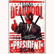 59161 Deadpool Superheroes Classic DC Wall Print Poster CA