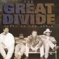 GREAT DIVIDE-BREAK IN THE STORM CD NEW
