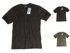 Mil-Tec Unterhemd Coolmax T-Shirt Bundeswehr Unterziehhemd Schwarz Oliv S-XXL