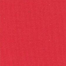 Moda Bella Solids Quilt Fabric Red Colors Fat Quarter
