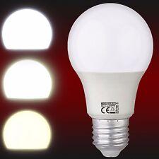 10x LED Leuchtmittel Sparlampe Leuchte 5W E27 warmweiß kaltweis 500lm