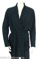 Gilet cardigan coton cachemire I.CODE by IKKS femme noir QE17014 taille XL