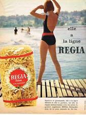 PUBLICITE ADVERTISING   1965   REGIA   pates alimentaires   DELICES