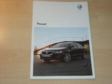 22503) VW Passat Polen Prospekt 2008